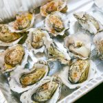 Oysters at Wetlands & Wellies