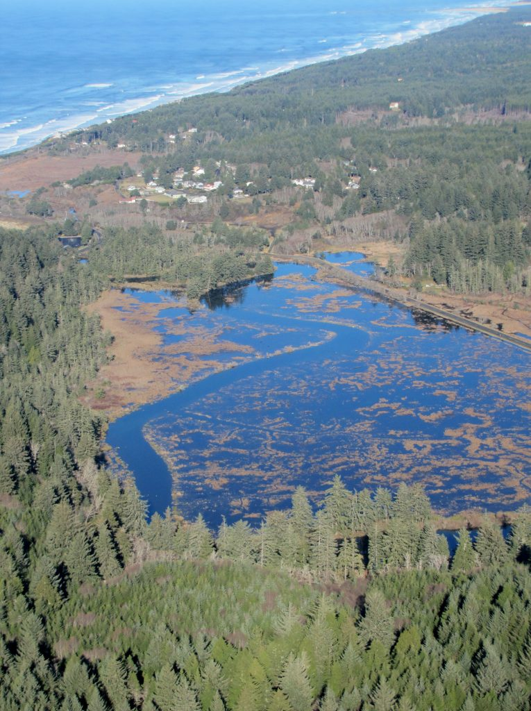 Oregon Coast Estuaries