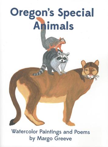 Oregon's Special Animals by Margo Greeve, children's book