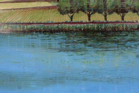 Munson-Fields-on-the-Willamette-River-Mixed media