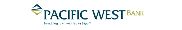 Pacific West Bank Logo