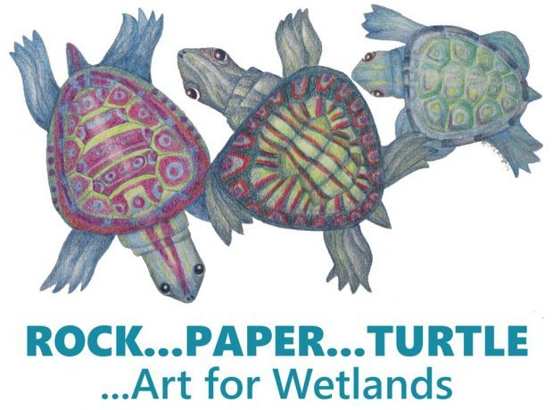 Rock Paper Turtle Art Exhibit Announcement